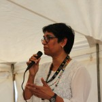 Pregs Govender Deputy Chair of South African Human Rights Commission